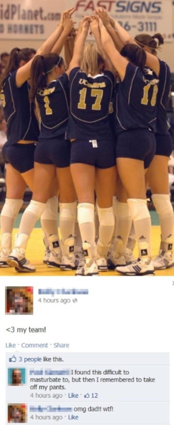 volleyball failbook facebook dad - 8797548544