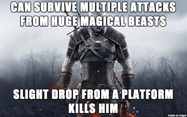 witcher-3-multiple-attacks-video-game-logic-picture