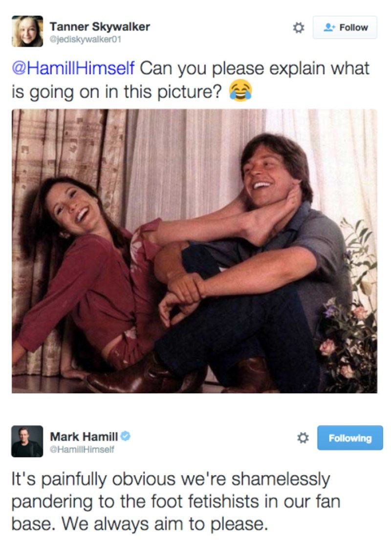 twitter star wars Mark Hamill - 8797656064