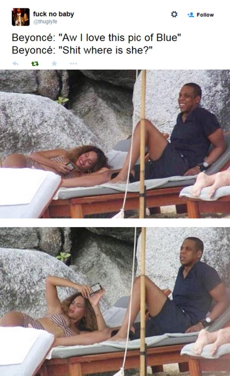 beyoncé parenting Jay Z - 8797657856