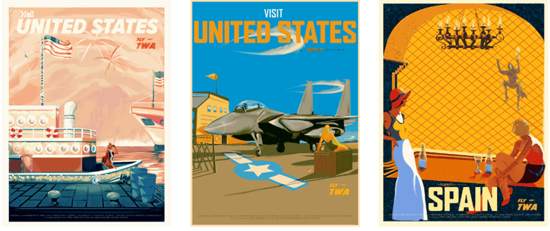street-fighter-inspired-artwork-posters-awesome-promotion