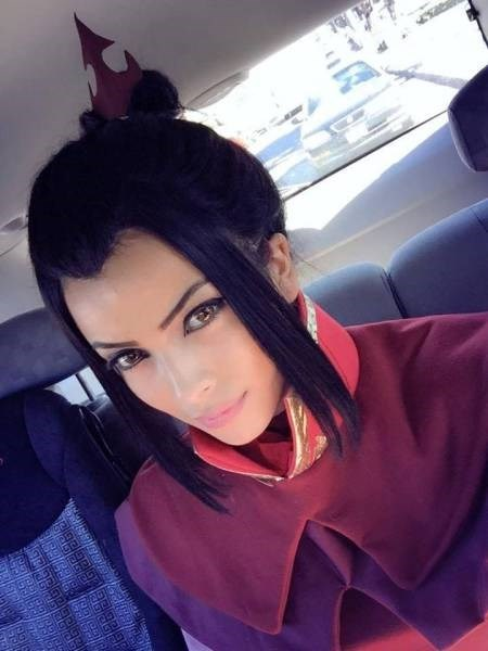 Azula Avatar the Last Airbender cartoons - 8798051840