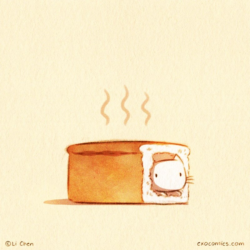 web-comics-cute-cat-in-bread-loaf