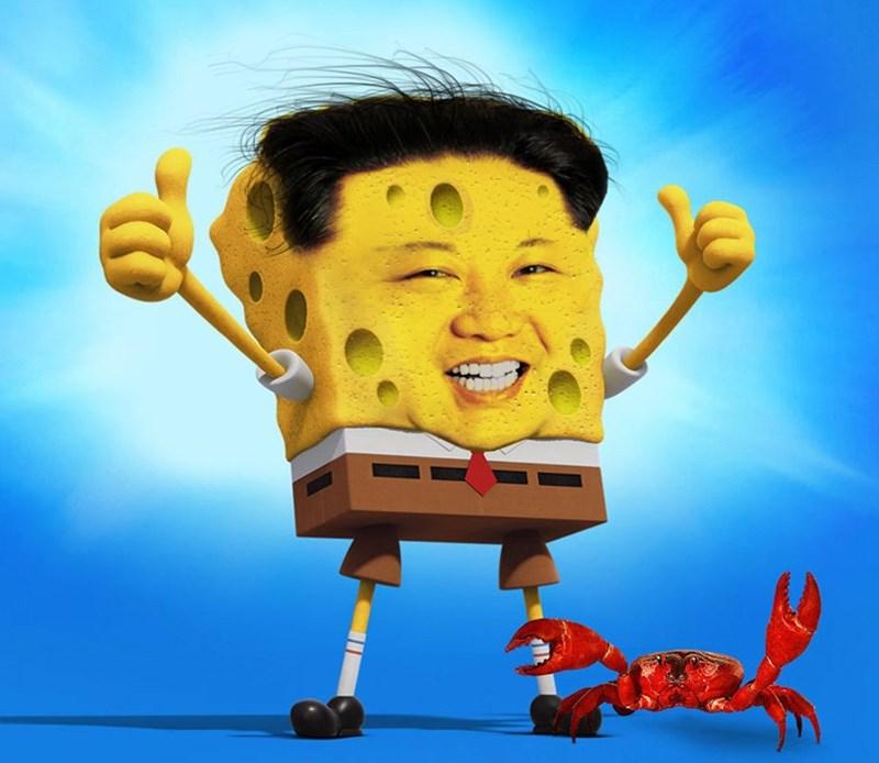 kim jong un - Cartoon