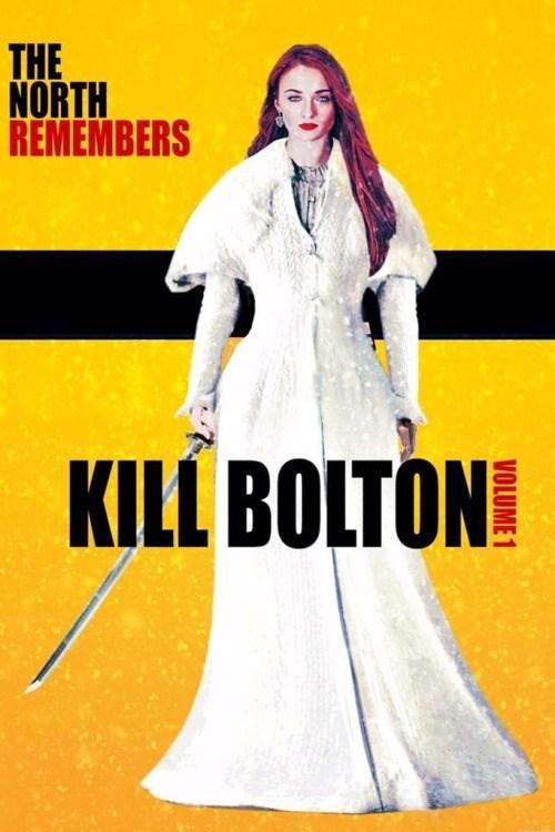 kill bolton volume one