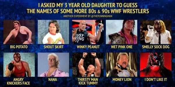 wwe parenting wrestling - 8798489088