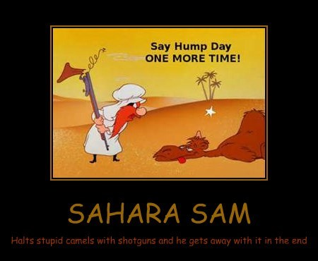 SAHARA SAM