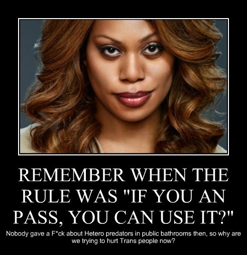 """REMEMBER WHEN THE RULE WAS """"IF YOU AN PASS, YOU CAN USE IT?"""""""