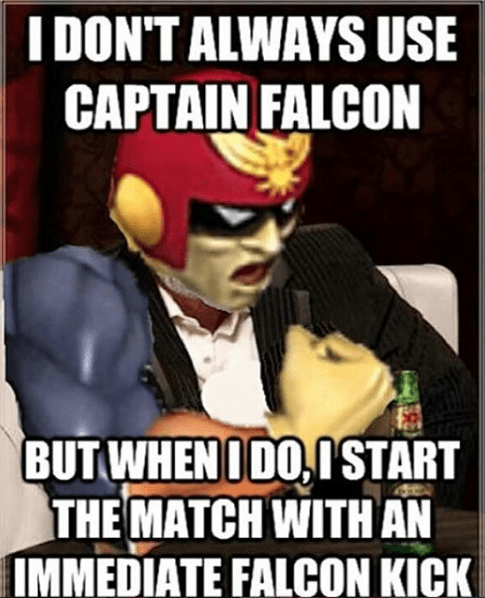 video-game-logic-super-smash-bros-captain-falcon-kick