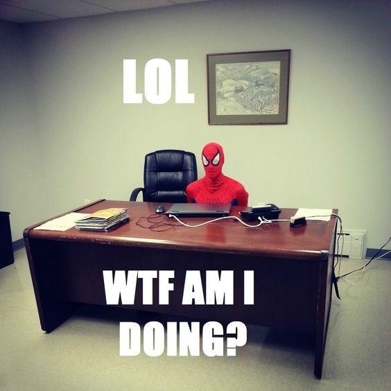 marvel superheroes Spider-Man funny - 879877