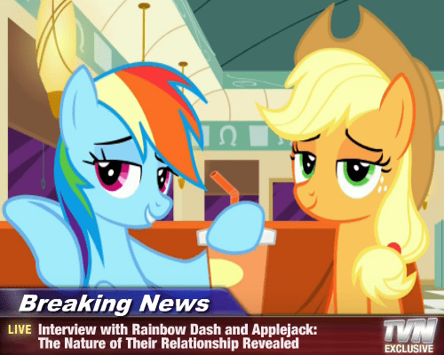 applejack,the saddle row review,rarity,schrodinger's ship