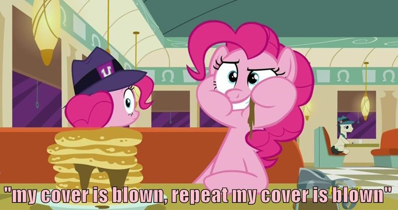 the saddle row review,pinkie pie,too many pinkie pies