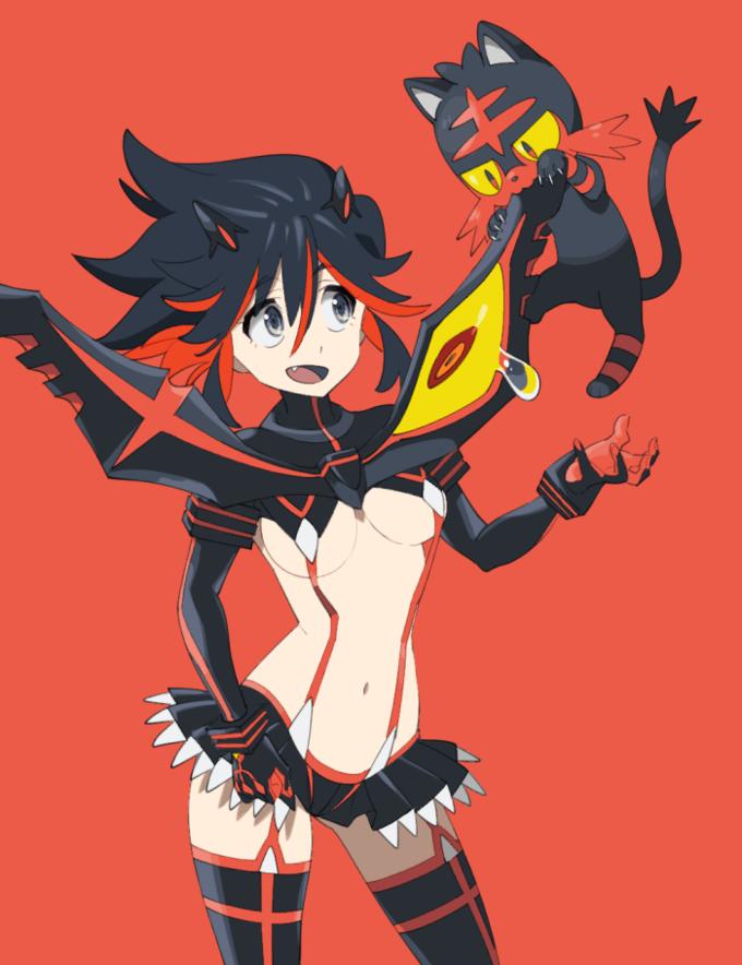 Pokémon anime pokemon sun and moon senketsu - 8799143936
