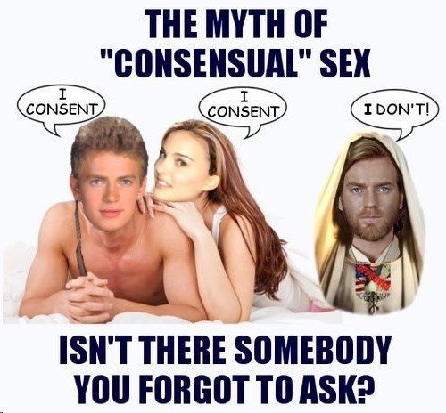 jesus,sex,star wars,obi wan,dating
