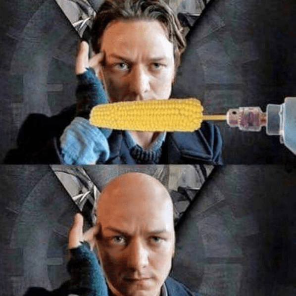 corn-on-the-drill-superheroes-xmen-makeover-moment