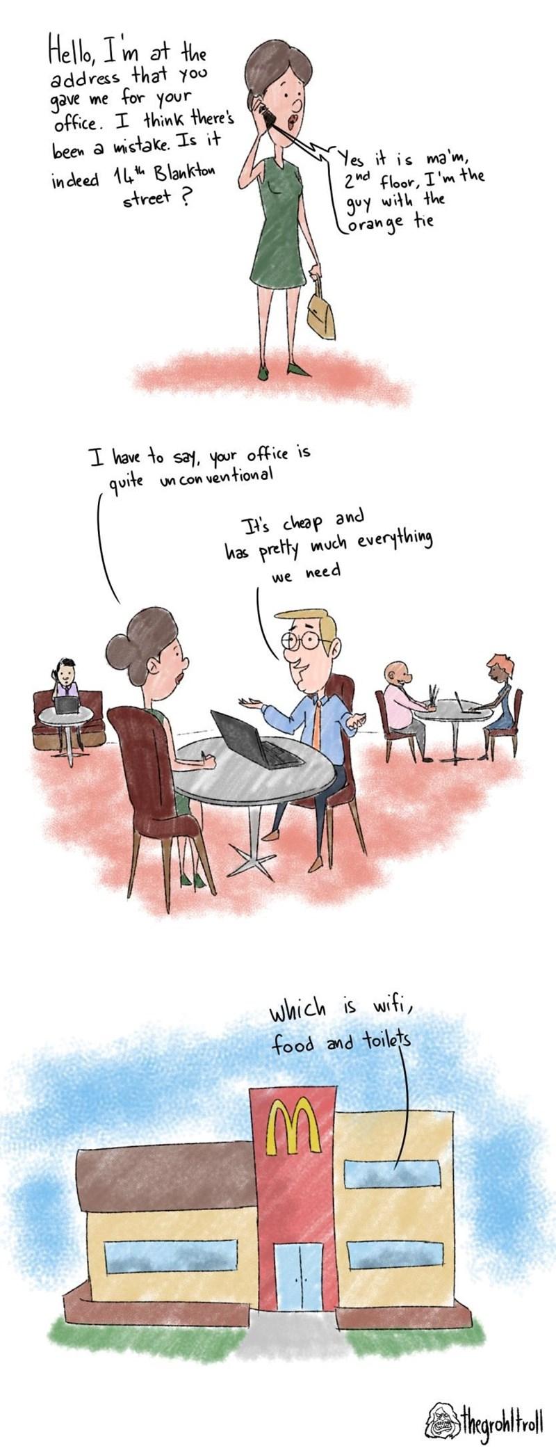 web-comics-mcdonalds-cheap-convenient-office-space-real-talk