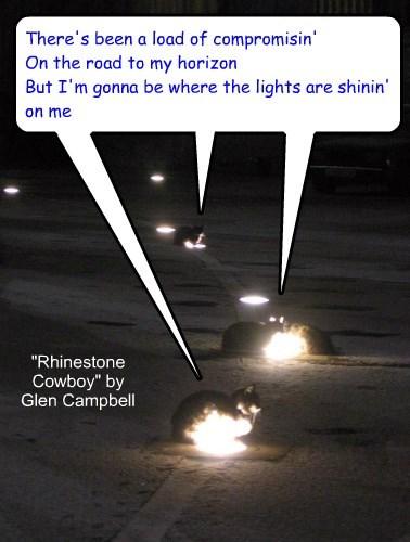 """""""Rhinestone Cowboy"""" by Glen Campbell"""