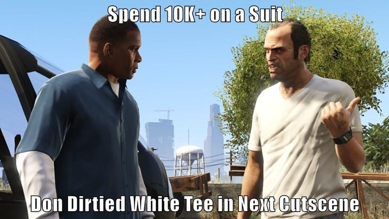 gta-v-suit-vs-dirty-tee-video-game-logic