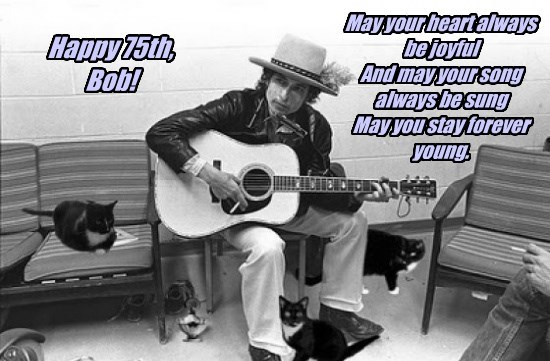 Bob Dylan and Friends