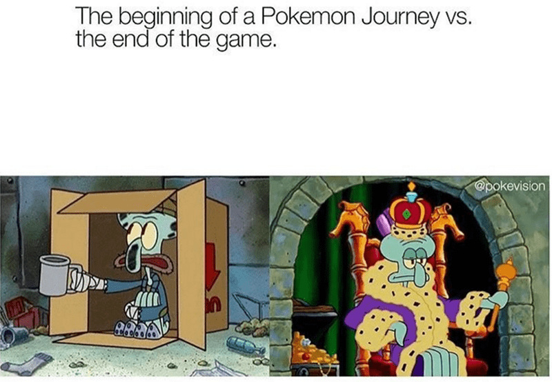 cartoons-compared-squidward-pokemon-journey-rags-to-riches