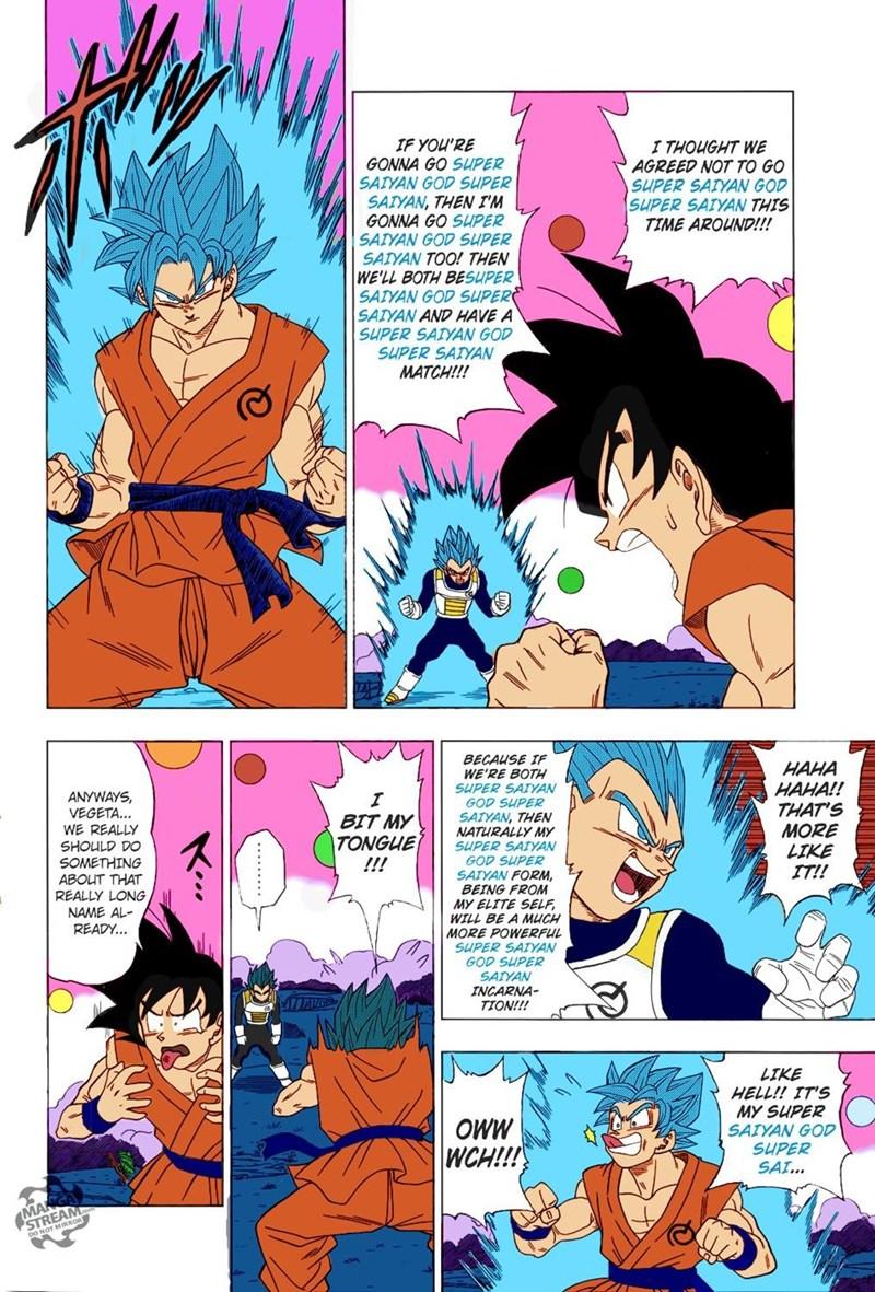 dragonball z,manga,goku,funny,web comics