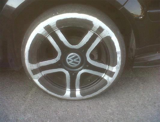 DIY Low Profile Tires