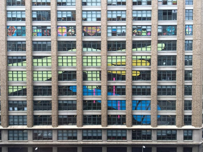 How to Win and End an Office Post-it Art War