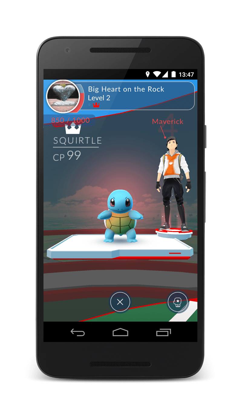 Gadget - 13:47 Big Heart on the Rock Level 2 850/1000 Maverick SQUIRTLE СР 99 6 X