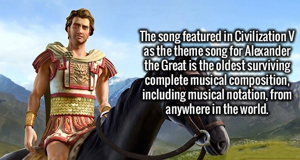 civilization Music awesome video games