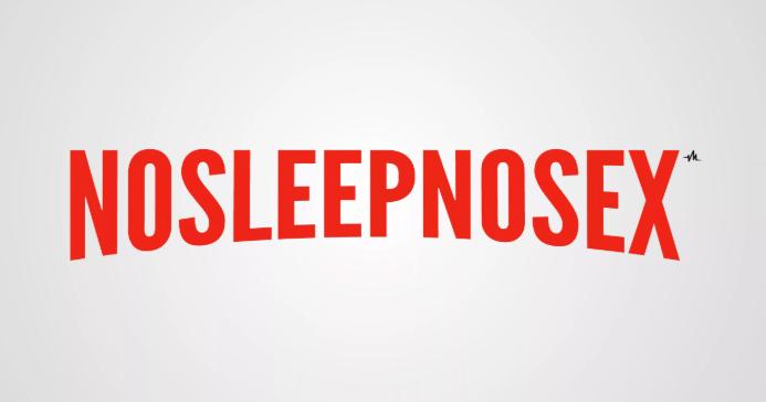 funny Honest Logos that will shame people, netflix is nosleepnosex, Viktor Herz.