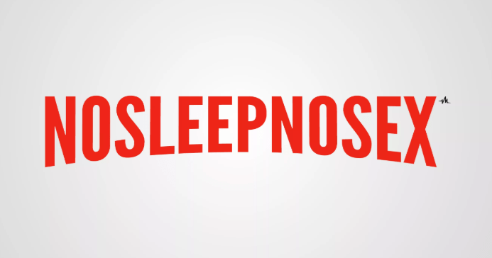 funny Honest Logos that will shame people, netflix is nosleepnosex, Viktor Herz.