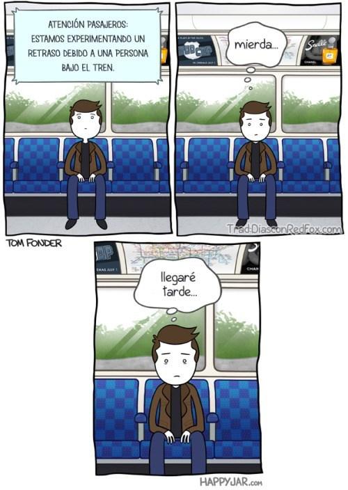 retraso tren
