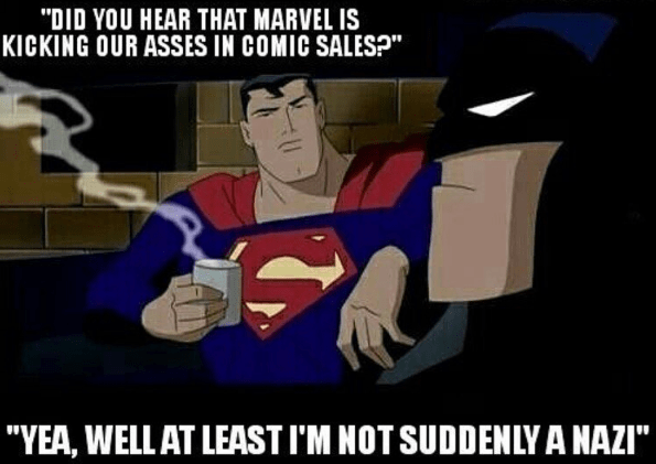 bruce-wayne-clark-kent-superman-batman-funny-shots-fired
