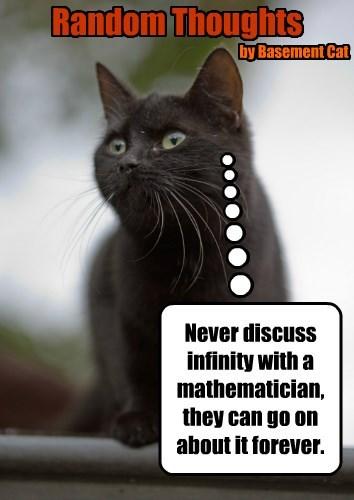 thoughts random caption Cats - 8800327424