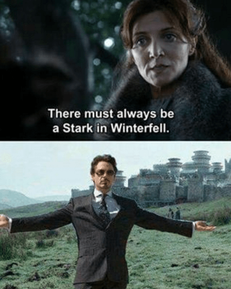 tony-stark-iron-man-game-of-thrones-winterfell-crossover-funny