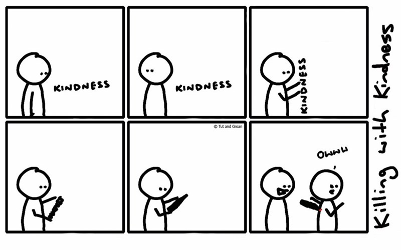 dark-humor-on-kill-them-with-kindness-web-comic