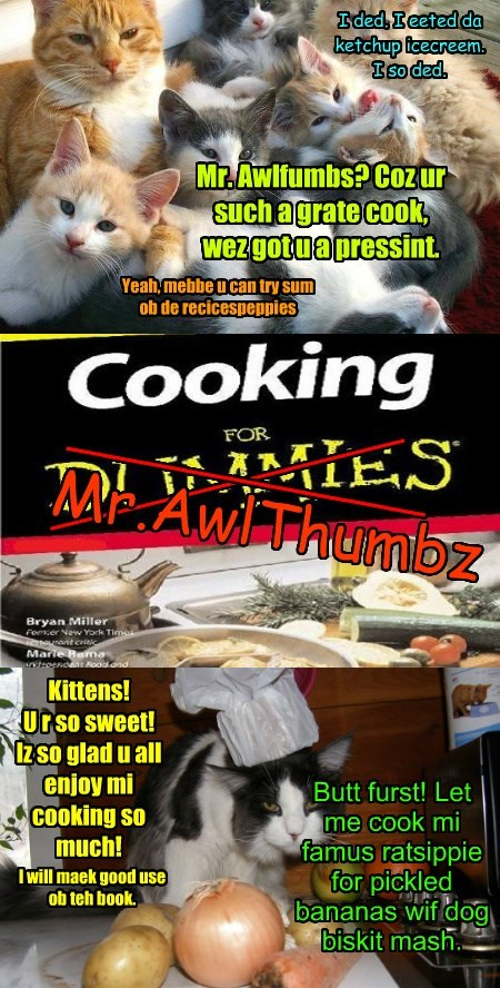 More good cooking