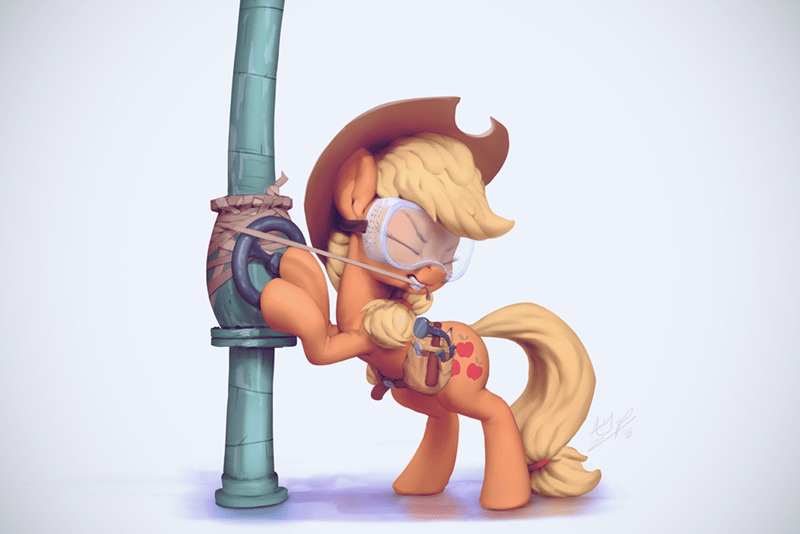 applejack applejack-s-day-off - 8800858112