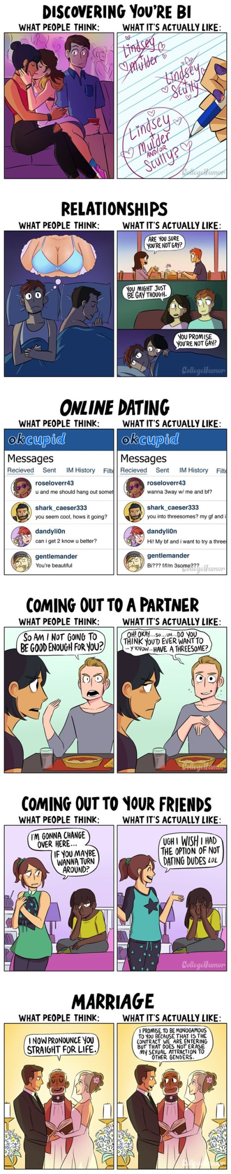 bisexual,dating,web comics,marriage,relationships