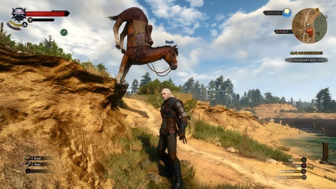 witcher 3 video games funny - 8801595136