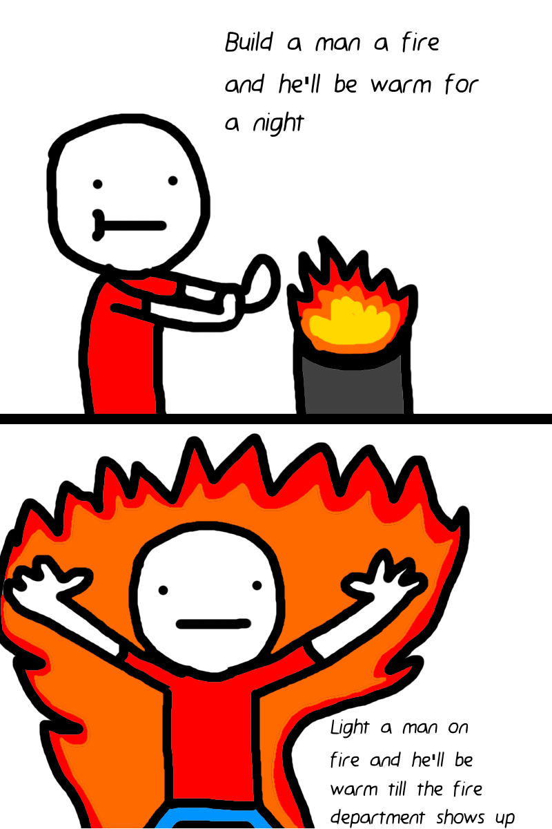 fire,funny,web comics