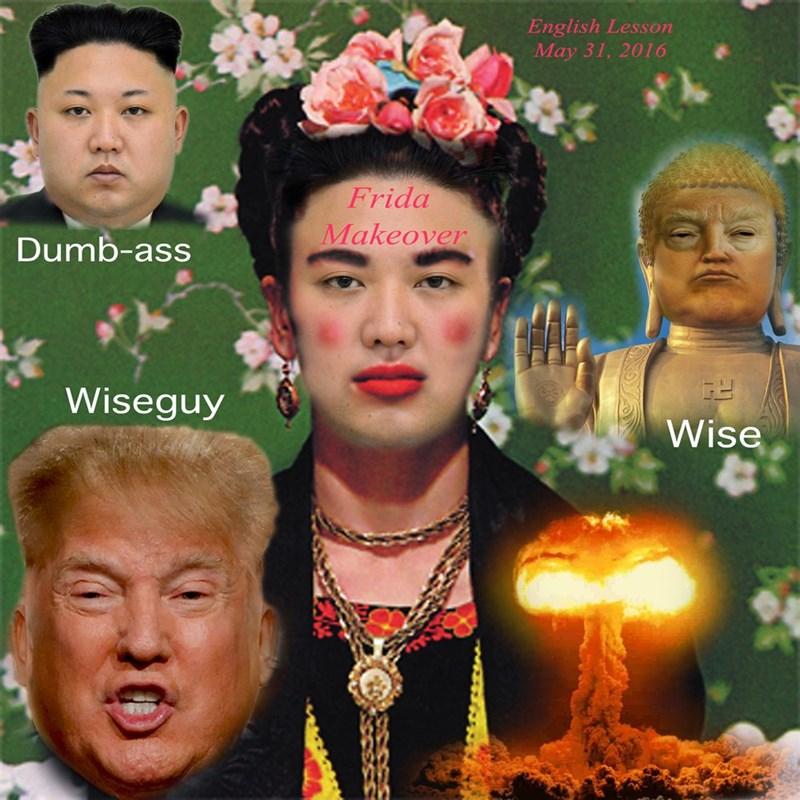 kim jong-un donald trump republican - 8801945856
