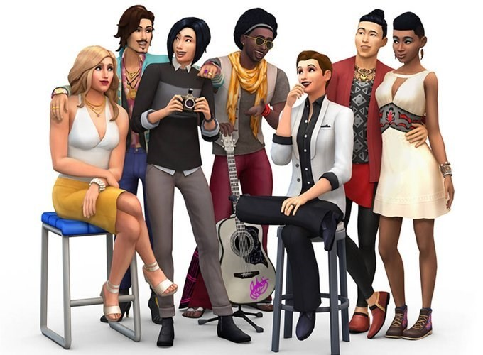 lgbtq the sims video games The Sims 4 Is Going Gender Neutral in a Big Way, Removing All Gender Restrictions in the Game