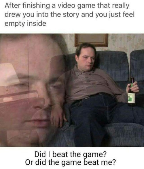 image memes video games Better Play It Again