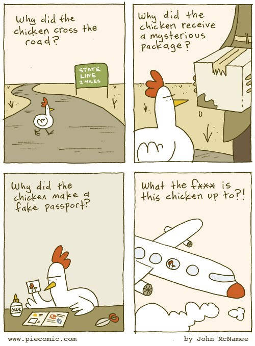 web-comics-why-did-chicken-cross-road-seriously