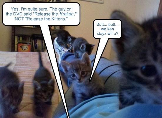 kraken kitten not caption release - 8802155008