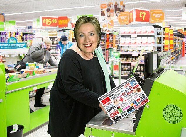 Hillary Clinton Democrat - 8802318848