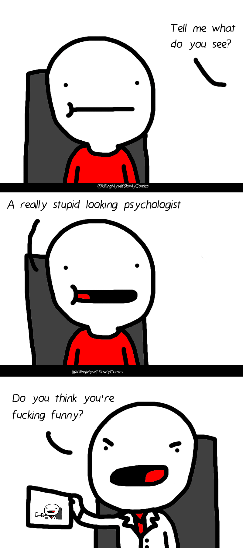 psychologist funny web comics - 8802376960