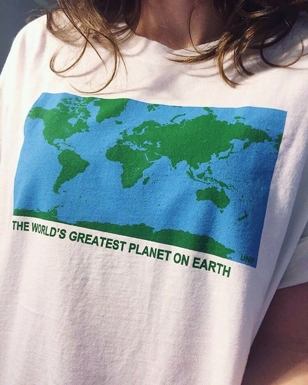 image t shirts earth None Better, At Least on This Planet