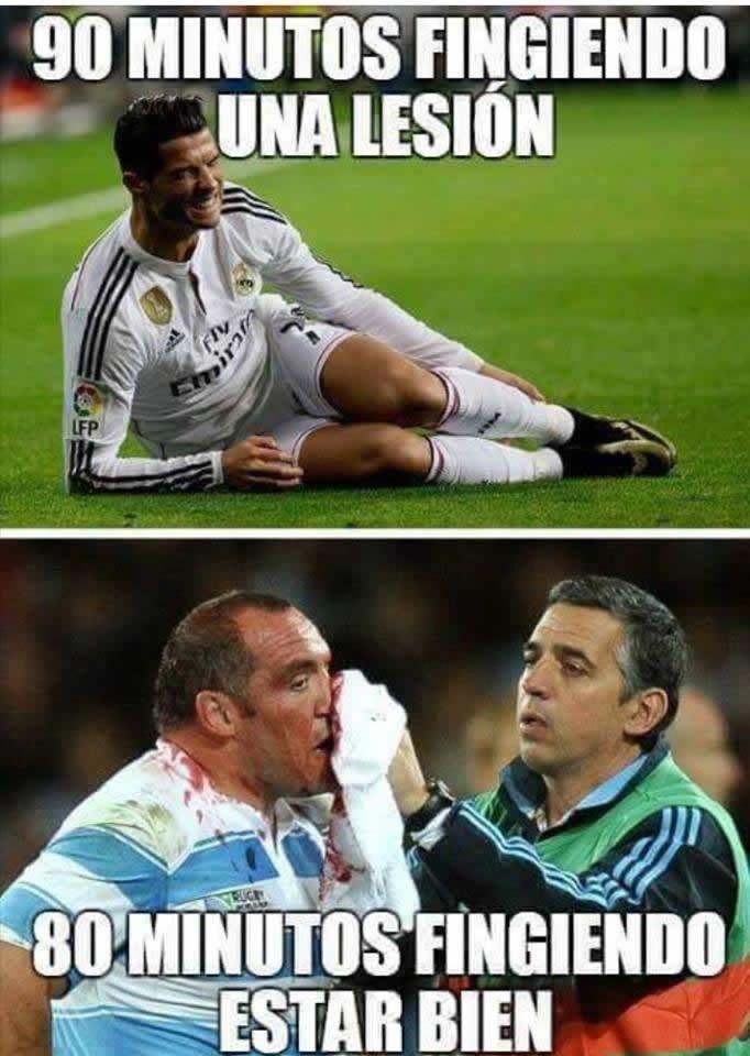 lesion futbol
